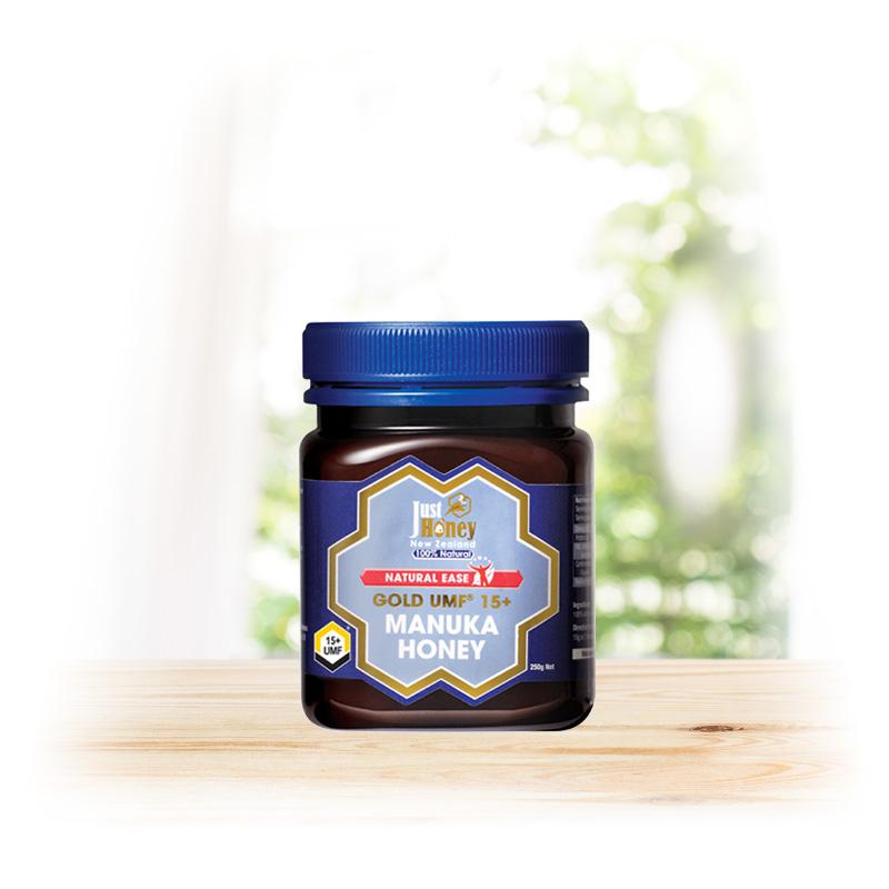 金裝活性 UMF 15+ 麥蘆卡蜂蜜