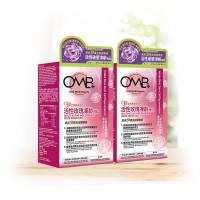 OMB+活性玫瑰凍齡微粒 2盒